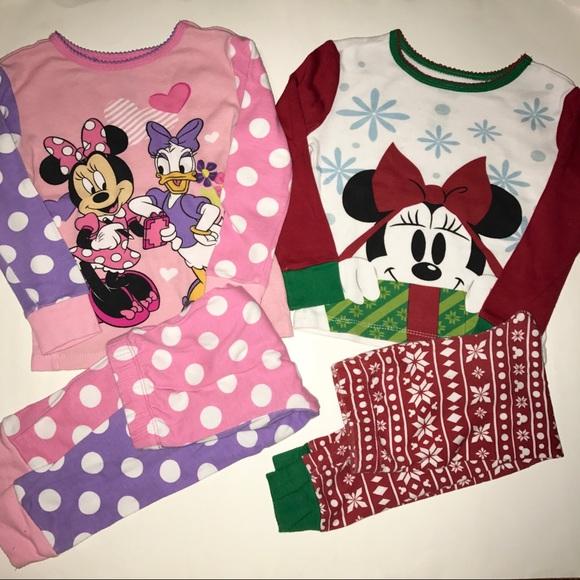 edc6af35ed Disney Other - ❣️SALE! Set of 2 Disney Store Pajamas